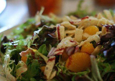 Chicken Raspberry Salad