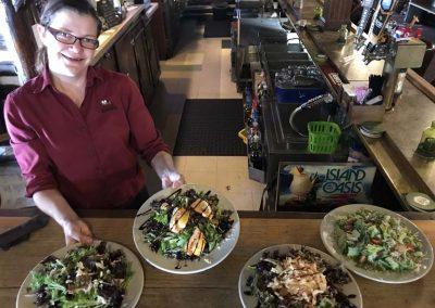 Fresh Salad Options